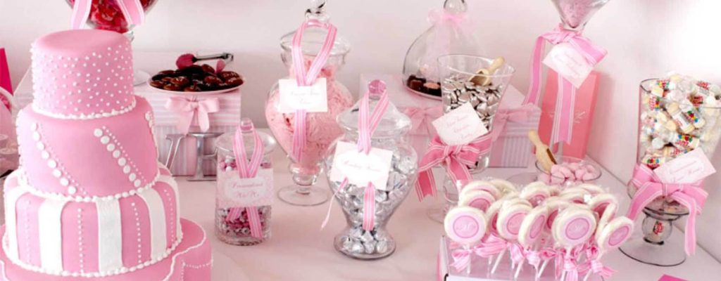 свадьба в розовом цвете оформление фото